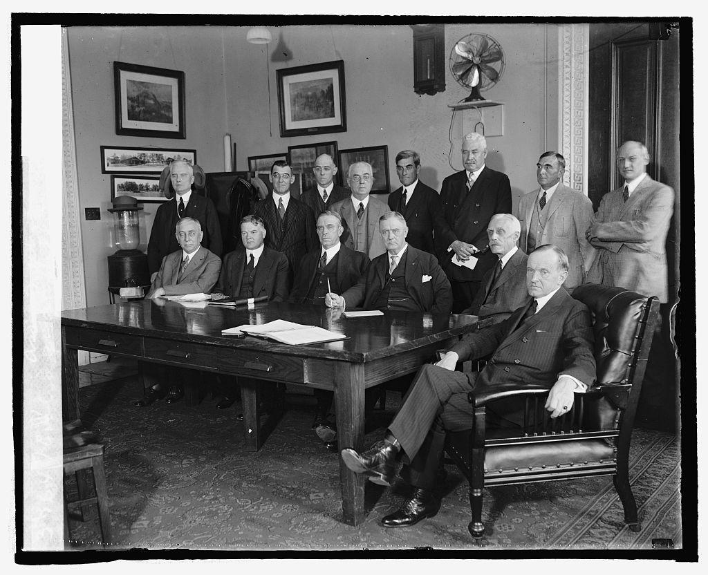 Warren G. Harding | Kai's Coolidge Blog | Page 4