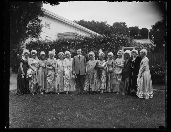 cc and colonial group_1926