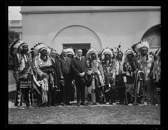 cc and native americans 1926